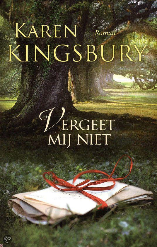 Review boek: 'Vergeet mij niet' van Karen Kingsbury