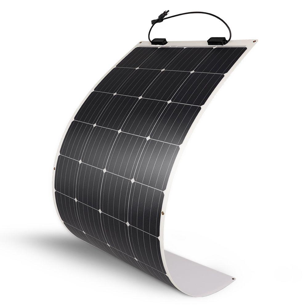 Renogy 175 Watt 12 Volt Flexibl Monocrystalline Solar Panel Walmart Com In 2020 Monocrystalline Solar Panels Flexible Solar Panels Solar Panels
