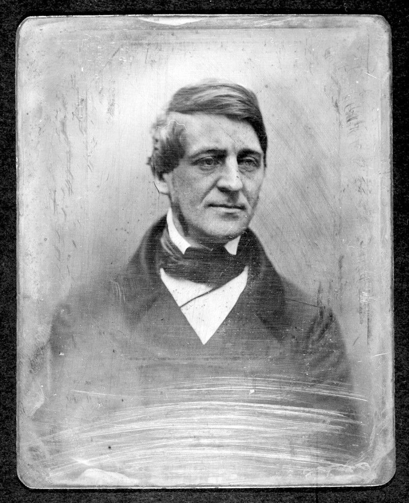 Thesis statement for nature by ralph waldo emerson