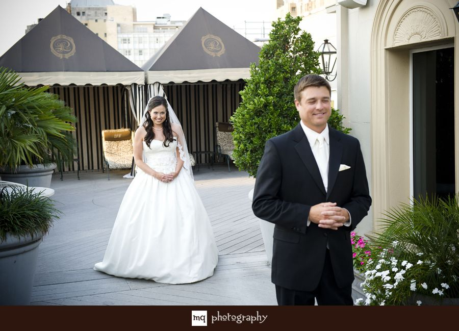 Cly Wedding At Le Pavillon Hotel In New Orleans Mq Photography