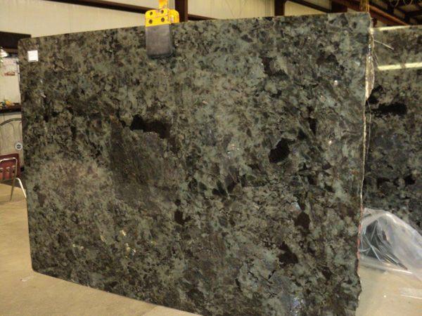 Labadorite Blue River Granite Slab 14735 Blue River Granite Slab Slab Granite Countertops
