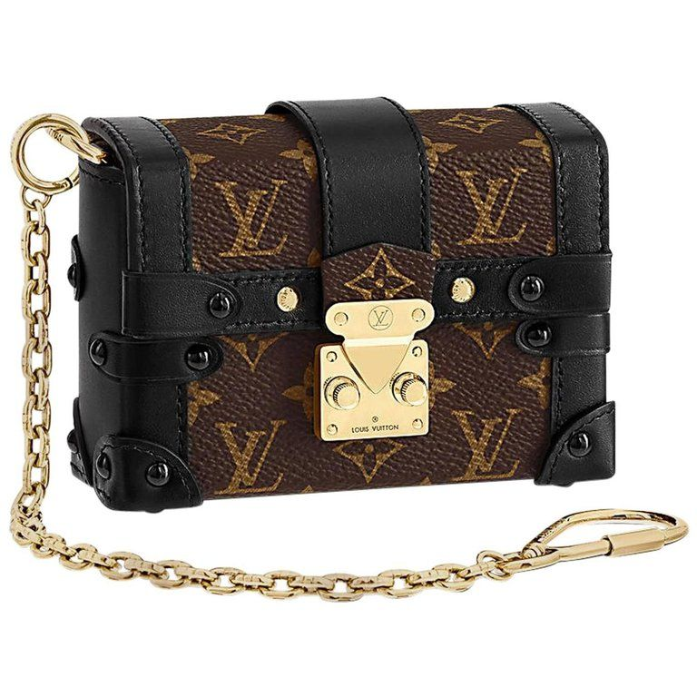 f21b3f5200 Louis Vuitton Runway Miniature Essential Trunk Bag in 2019 ...