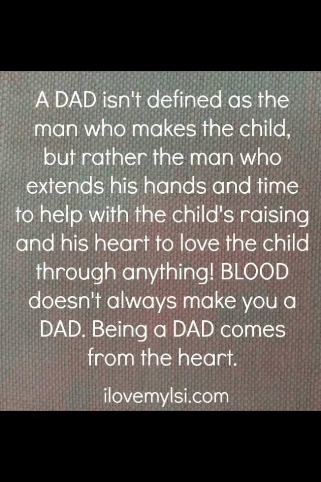 I Would Know First Hand Thankful For My One Only Amazing Daddy