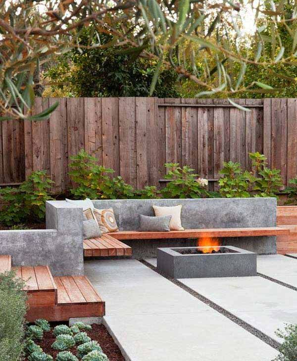 23 Small Backyard Ideas How To Make Them Look Spacious And Cozy Backyard Patio Backyard Backyard Landscaping