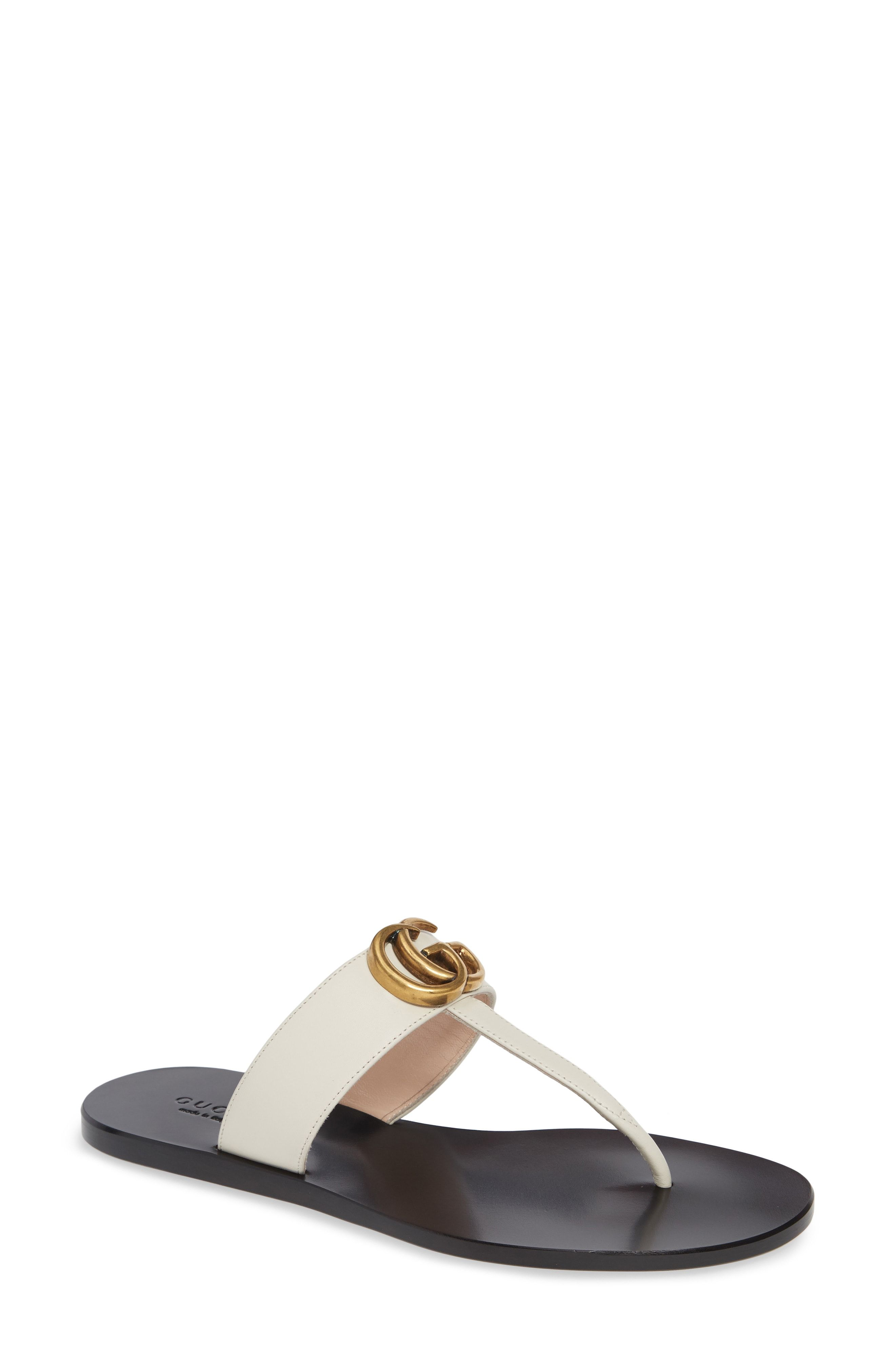 b3ba9febe75 Gucci T-Strap Sandal available at  Nordstrom