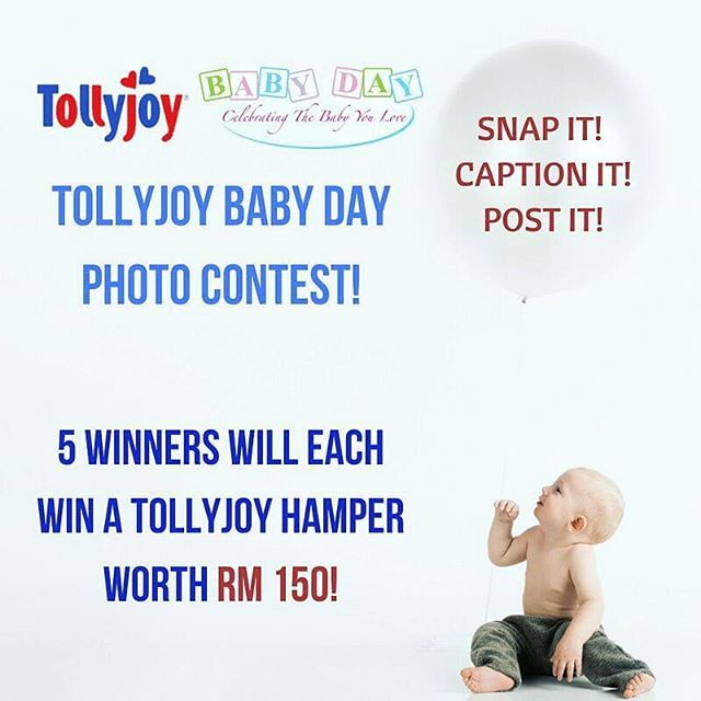Regrann From Tollyjoymalaysia Whats Not To Love About Babies Its That Time Of The Year Again To Celebrate The Babies We Love P With Images Our Baby Instagram Words