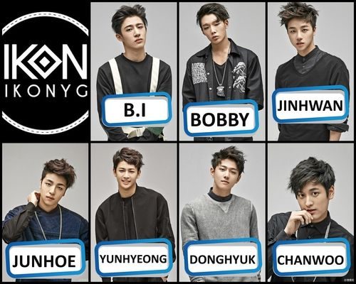 Members Name: IKON PIMP POST BECAUSE HELL YEAH I WANTED TO DO ONE FOR A