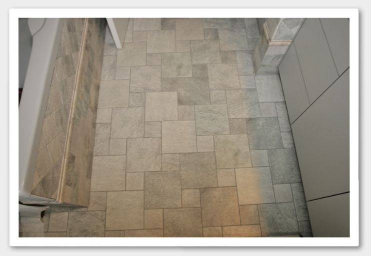 Bathroom Tile Design Patterns | Girls Bathroom Tile Floor Design Idea