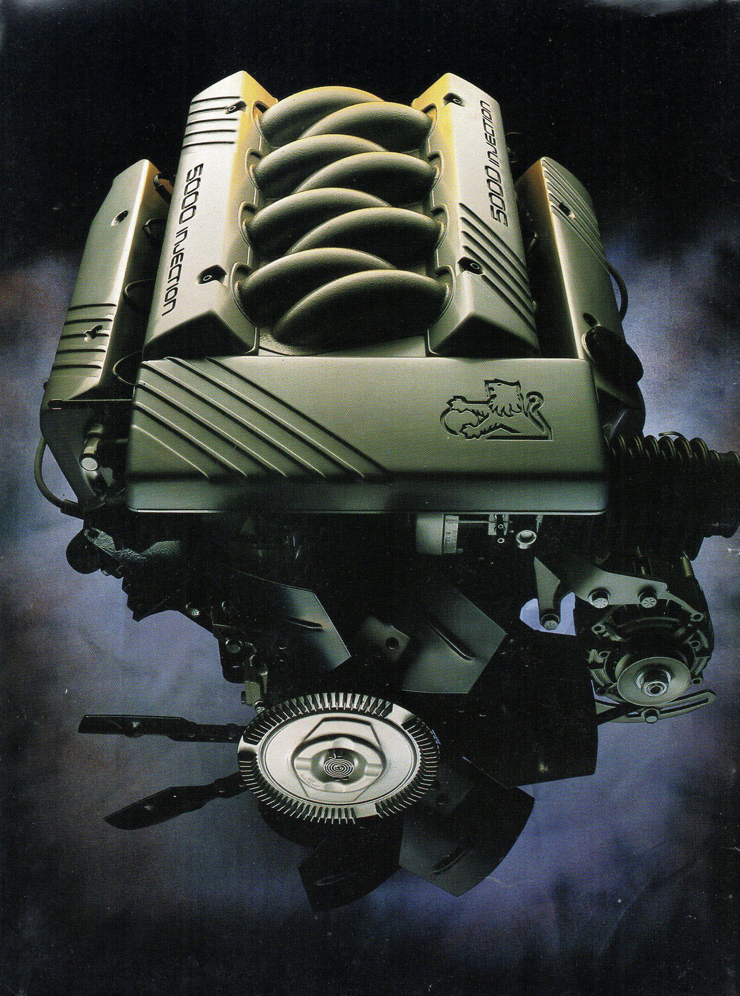 Image result for vn holden engine