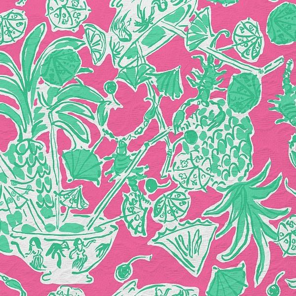 Scorpion Bowl The Lilly Pulitzer Print Archive In 2019