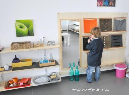 Cameretta Montessoriana Fai Da Te : Cameretta montessori fai da te stanza a misura di bimbo metodo