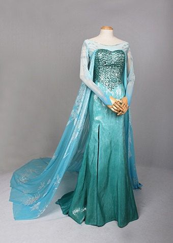7132f5827de46c J711 Movies Frozen Snow Queen Elsa Cosplay Costume by angelssecret ...