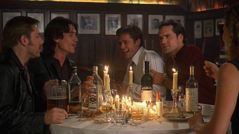 Sleepers Starring Dustin Hoffman Robert Deniro Kevin Bacon