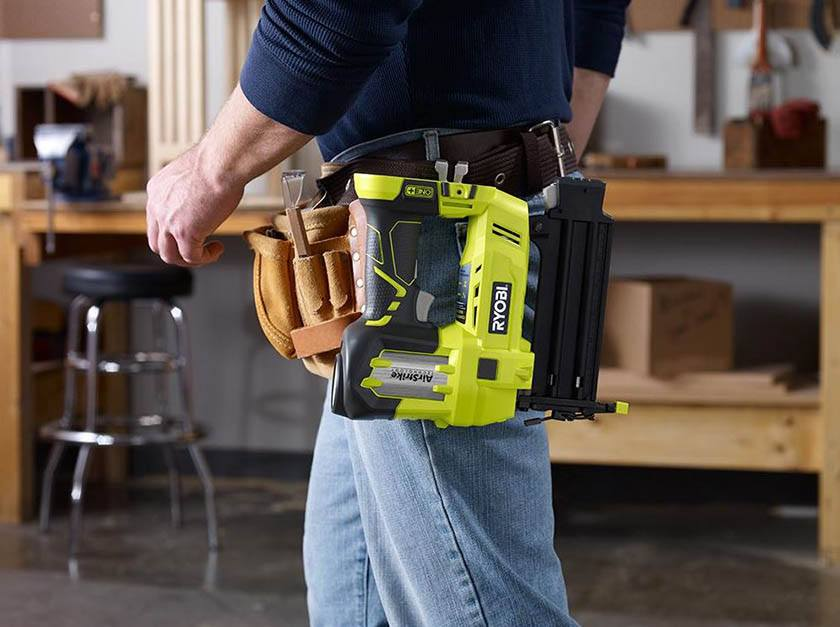 Best Cordless Brad Nailers Of 2019 Battery Powered Brad Nailer Reviews Nailer Brad Nailer Combo Kit