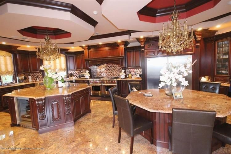 Pinterest Beautiful Kitchens Rich Living Home