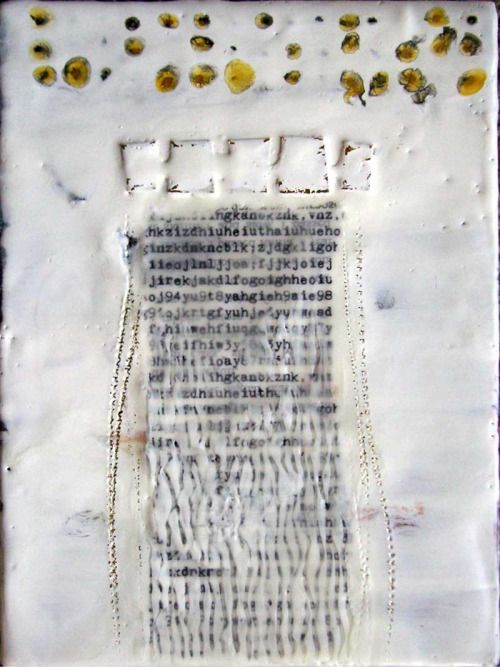 artistjournals:  From Judy Wise