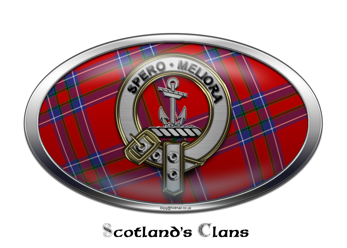 Rait Clan Crest and Tartan Scottish clans, Clan, Tartan