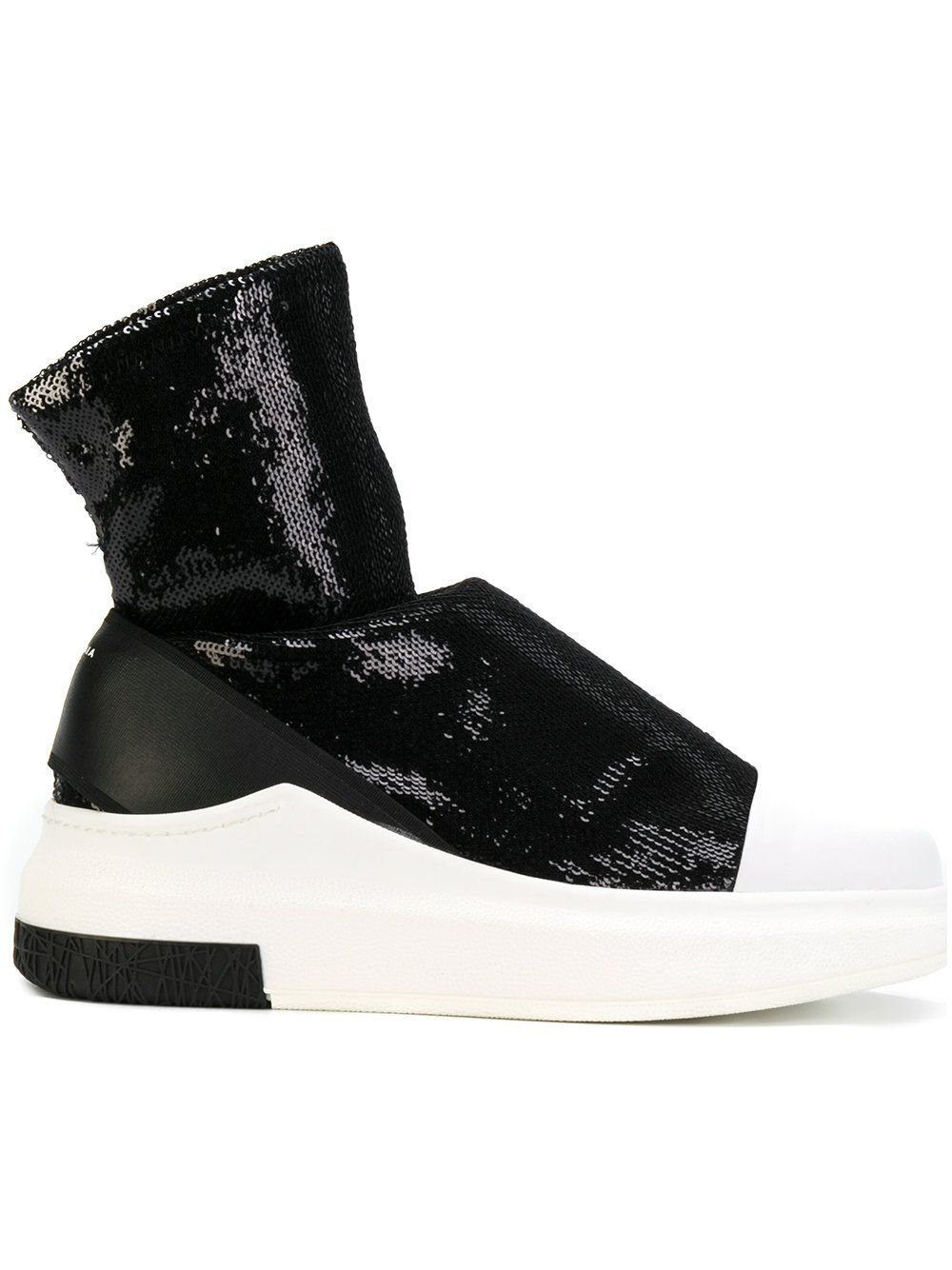 Cinzia Araia sequined sock sneakers sale shop cheap sale supply FaPsBf2