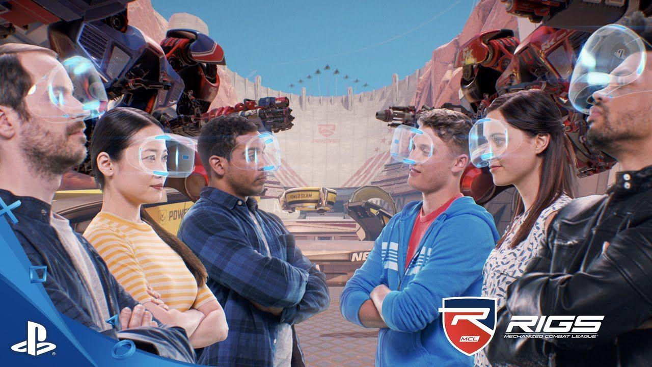 RIGS Mechanized Combat League Summer 2016 Games Preview