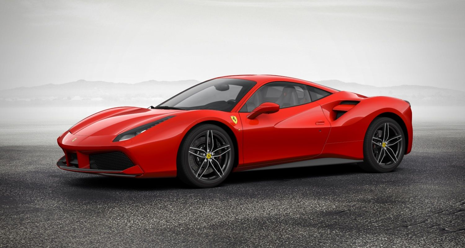 Build Your Own #Ferrari #488GTB Down To The Last Detail