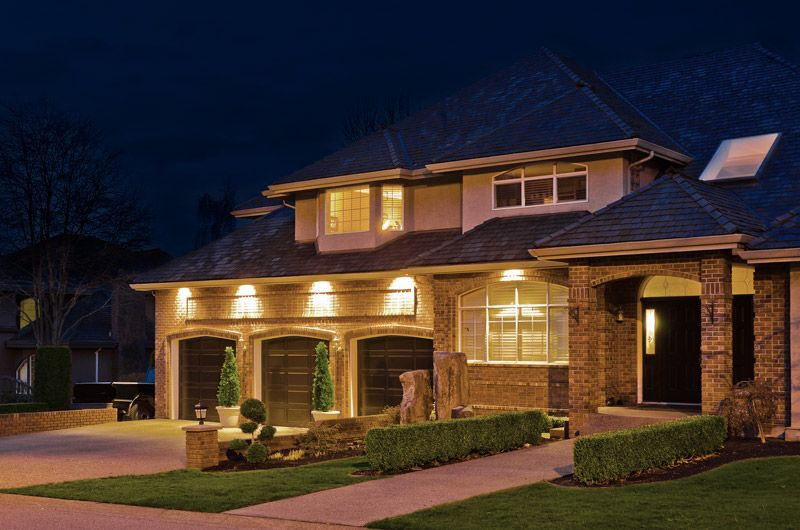 Wall Washing Super Bright Leds Outdoor Recessed Lighting Exterior Lighting Outside Lighting Ideas
