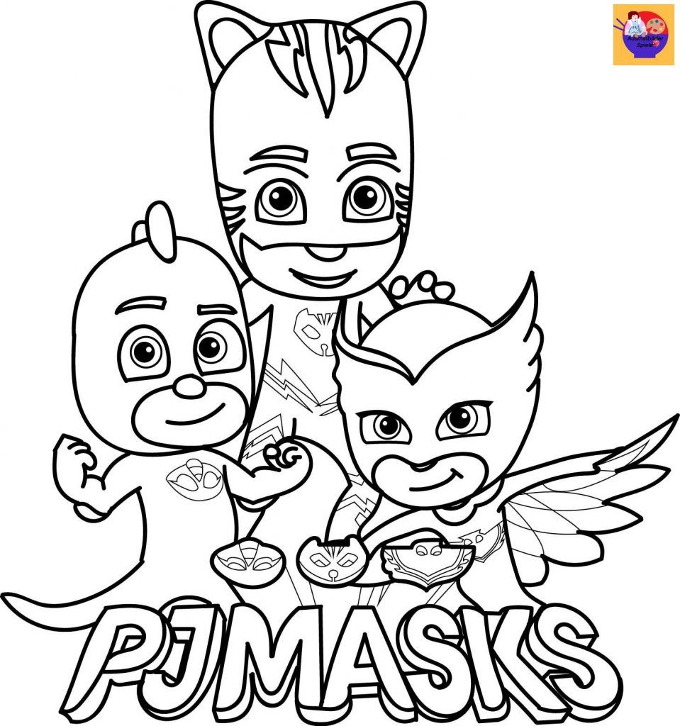 pj mask malvorlagen download - tiffanylovesbooks