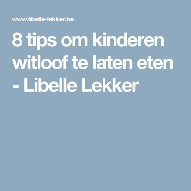 8 tips om kinderen witloof te laten eten -                         Libelle Lekker