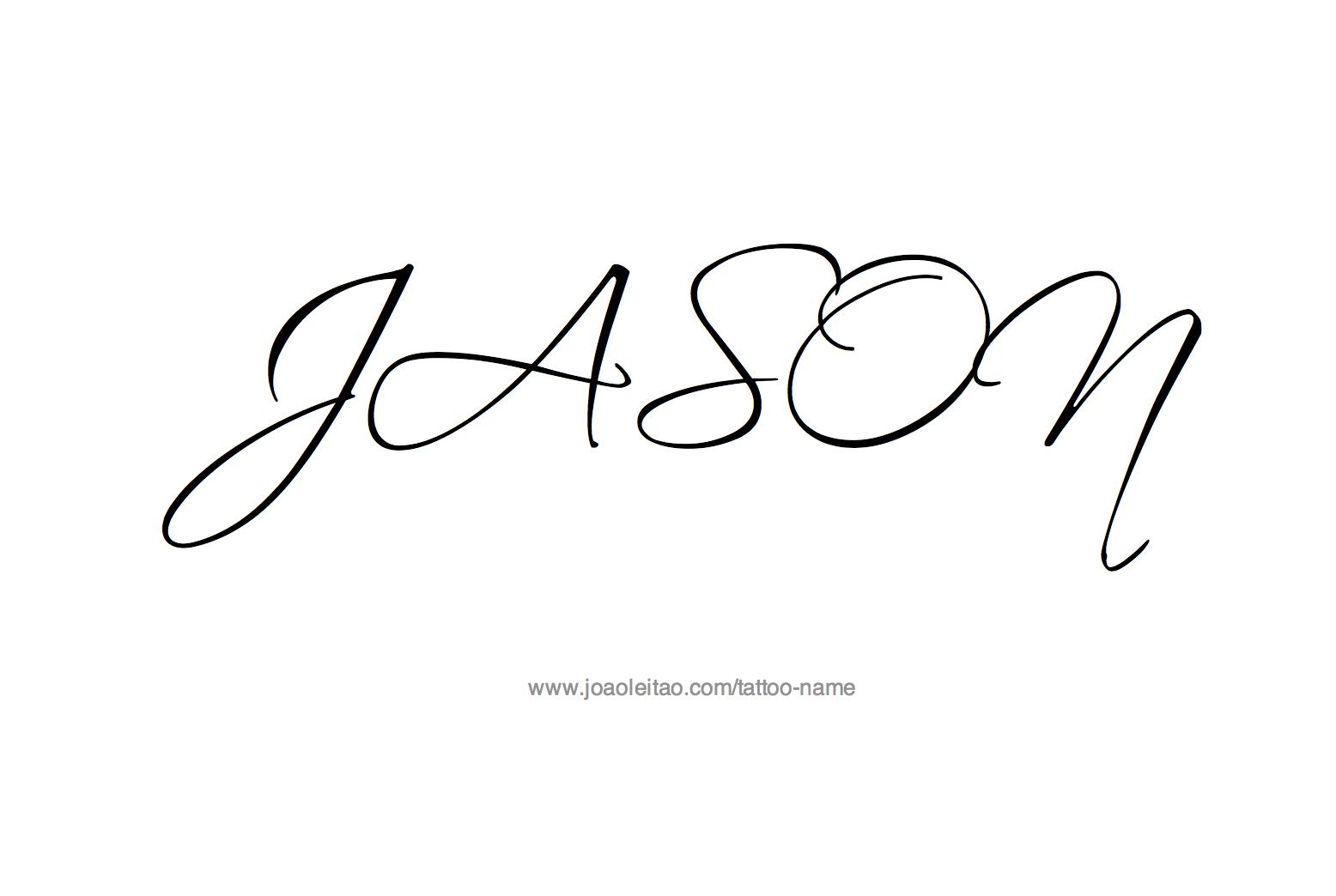 Jason Name Tattoo Designs Name Tattoo Designs Name Tattoo Name Tattoos