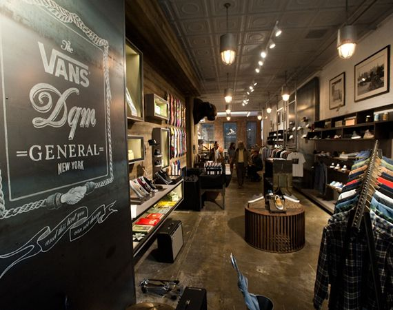 vans skate shop new york
