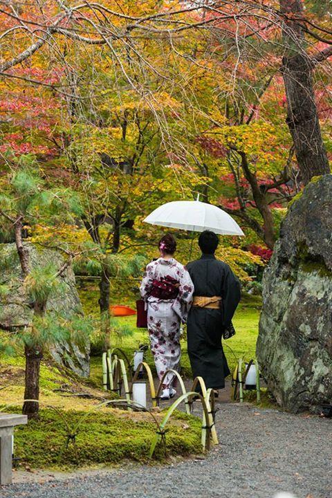 Japaninfo added 24 new photos to the album: สวน Shishiku no Niwa@วัด Hogon-in,Arashiyama/Kyoto — at 宝厳院.