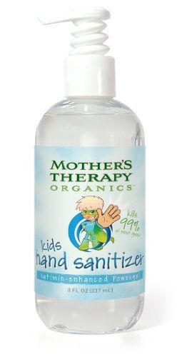 Mother S Therapy Organics Kids Hand Sanitizer 8 Oz By Mother S