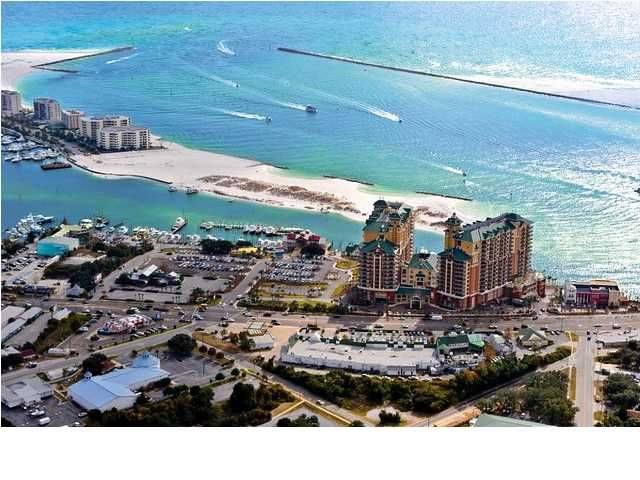 Destin Real Estate: 4 Bedroom Condominium Emerald Grande MLS 599508 Destin Real Estate Destin to 30a Real Estate