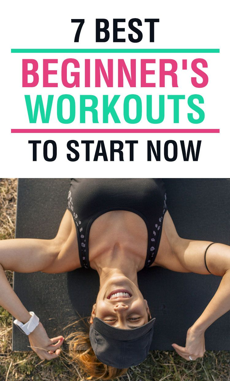 7 Best Beginner's Workouts for Weight Loss to Start Now