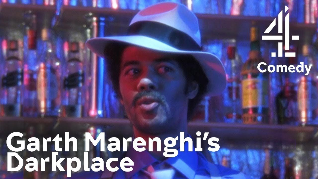 Pin about Garth marenghi's darkplace and Track on NUmedia