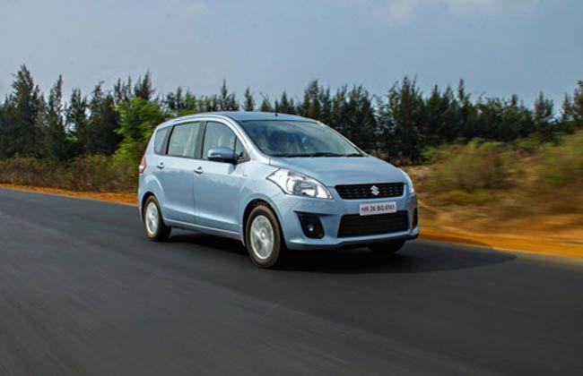 Maruti Swift Dzire sedan and Ertiga MPV have been awarded with