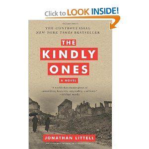 The Kindly Ones A Novel Jonathan Littell 9780061353468 Amazon Com Books Novels Books Jewish Books