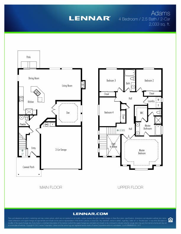 The Adams Floor Plans How To Plan House Plans