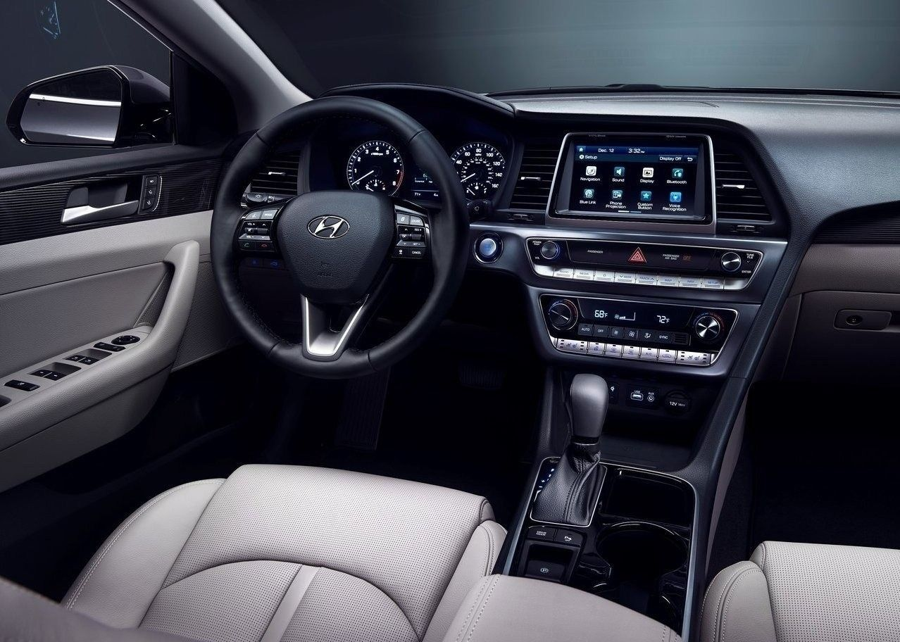 Hyundai Sonata Hybrid 2019 Release Date And Specs