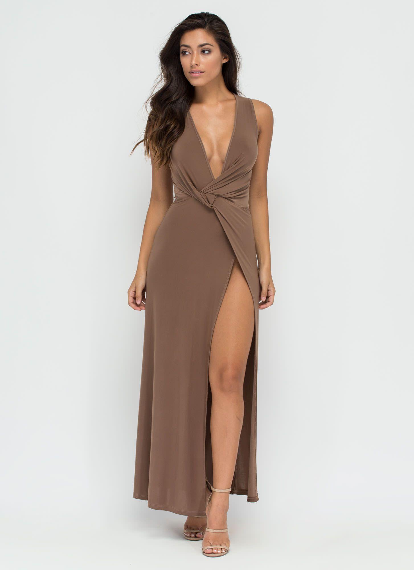 Knot your maxi dress