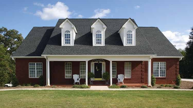 Eplans Country House Plan - Room for Guests - 1992 Square Feet and 3 Bedrooms from Eplans - House Plan Code HWEPL09884
