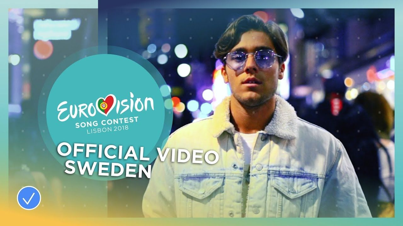 Benjamin Ingrosso Dance You Off Sweden Official Music Video Euro Eurovision Song Contest For You Song Music Videos