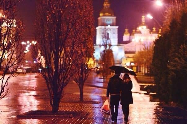 Романтика по-киевски