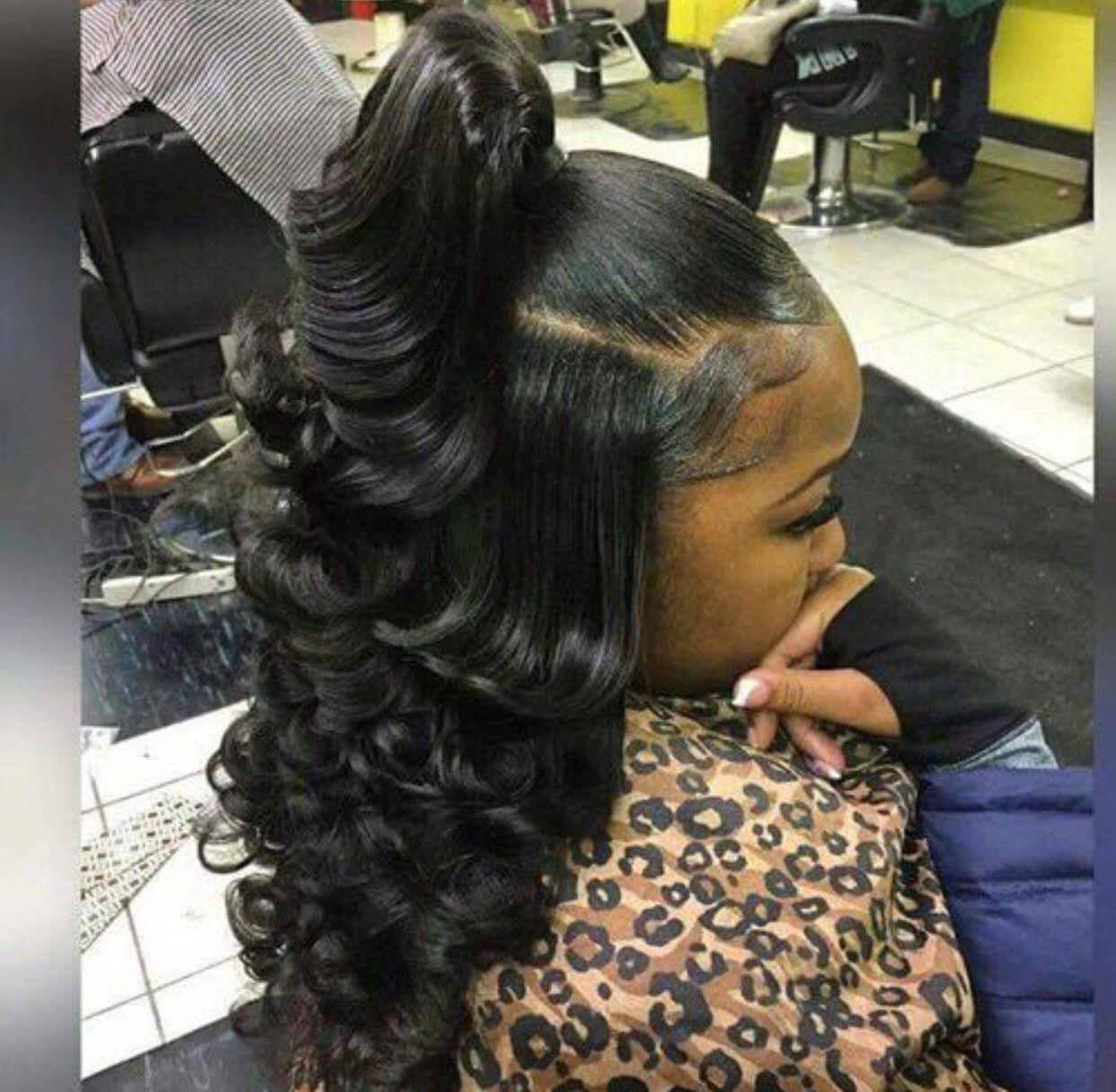 hairdo black