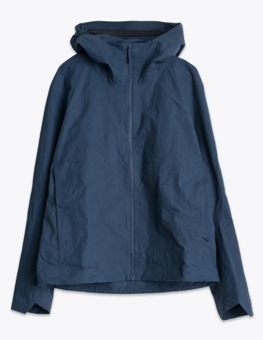 Arc'teryx Veilance - Isogon Hooded Jacket Navy   TRÈS BIEN