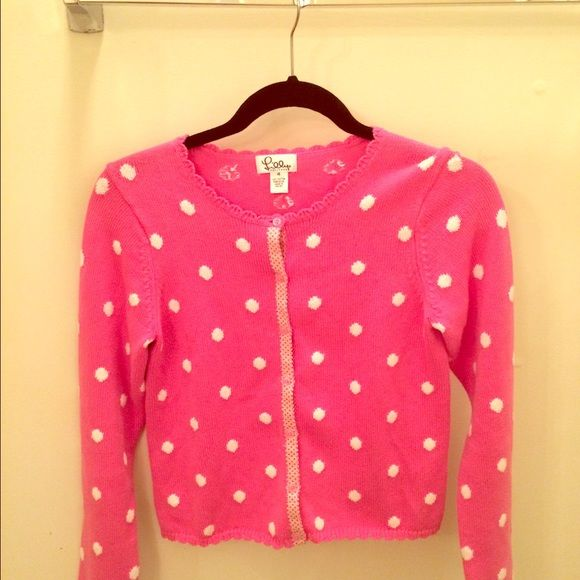 Lilly Pullitzer junio cardigan Very pretty cardigan Lilly Pulitzer Sweaters Cardigans