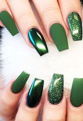 39 Simple Polished Gel Nail Designs For Summer Page Number 15