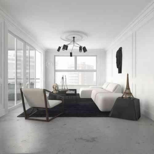 Décoration salon moderne en 35 exemples spectaculaires