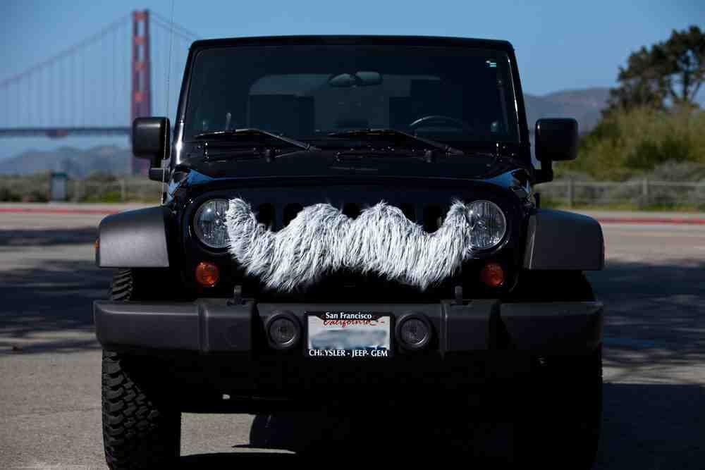 Jeep Movember Stache Jeep Cool Jeeps Chrysler Jeep