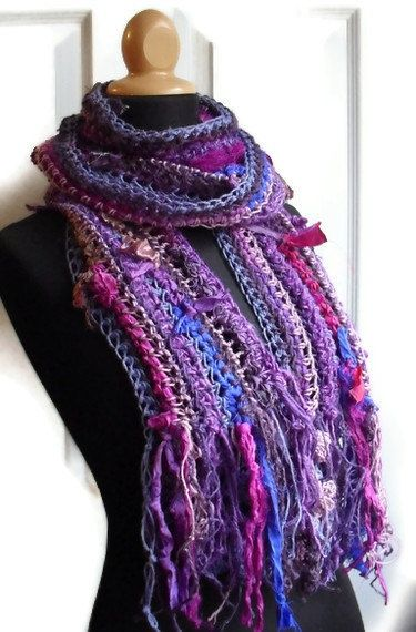 Image Result For Knitting With Recycled Sari Silk Yarn Crochette