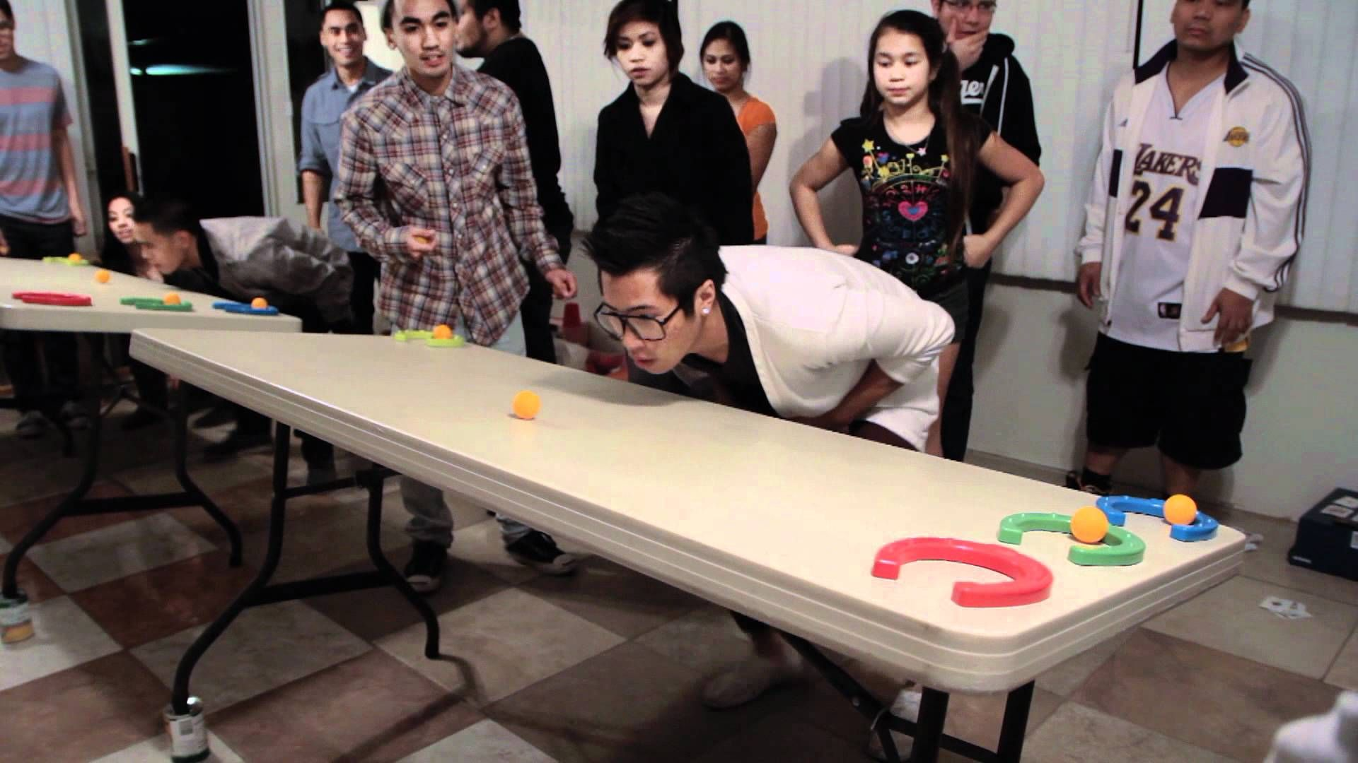 Minute To Win It Horseplay